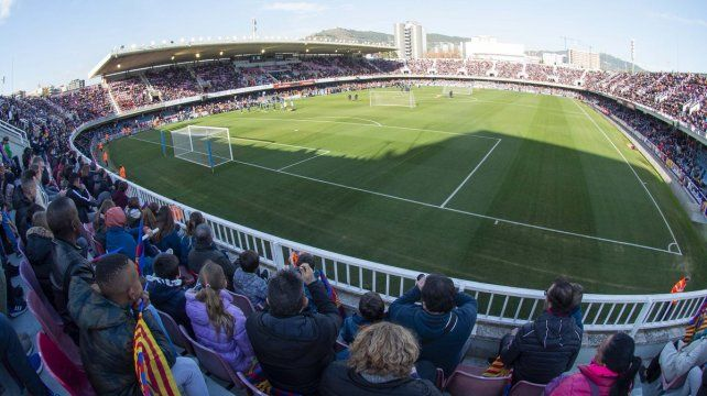 11.052 espectadores llenan este viernes el Miniestad