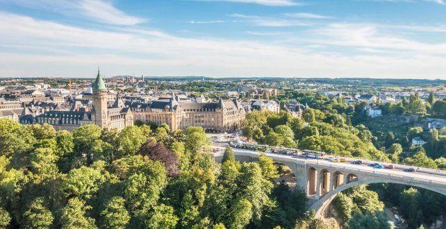 Luxemburgo será el primer país del mundo con transporte público gratuito