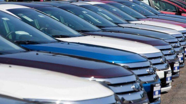 Cayó 15,65% el patentamiento de autos 0km y un 19,6% el de motos, en Entre Ríos