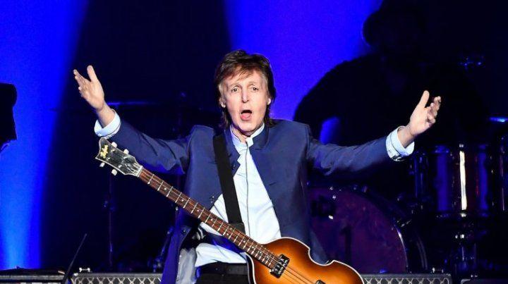 Paul McCartney lanzó una nueva canción