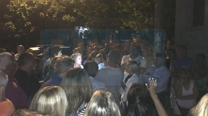 Reunión de vecinos por reiterados robos en zona céntrica de Paraná
