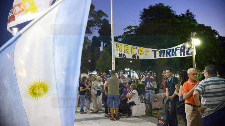 Entre Ríos replicará las marchas de antorchas contra el tarifazo