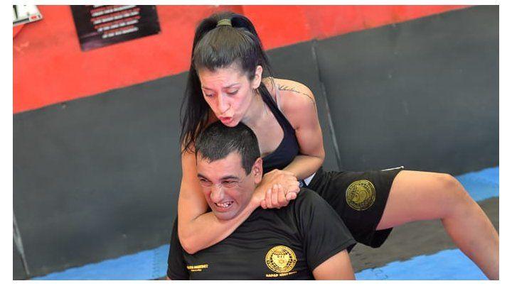 Taller de defensa personal para mujeres