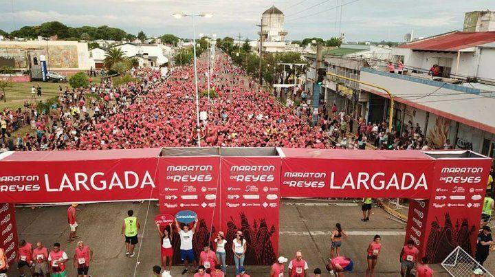 Todo listo. En la ciudad de Concordia se esperan unas 5 mil personas. Se trata de la edición 40 de la competencia más importante de la región.