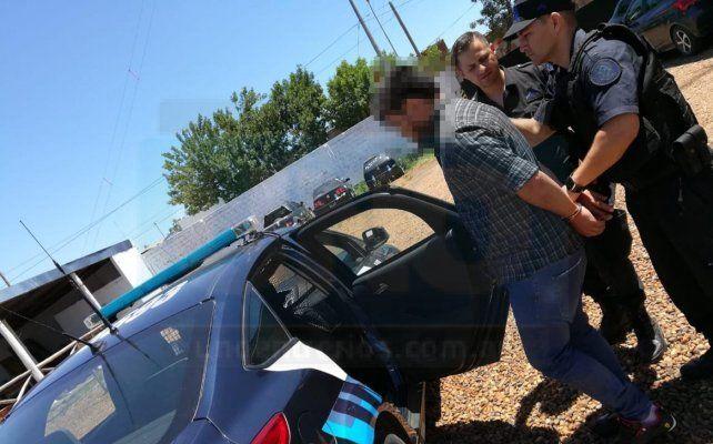 Pedido de captura. El prófugo fue detenido por la Federal
