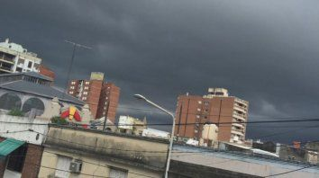 continua el alerta por tormentas fuertes