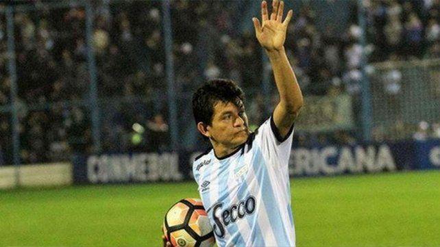 Dice adiós a Atlético Tucumán.