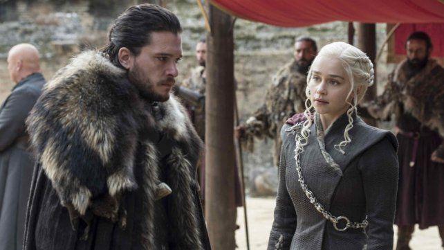 """<div>Final. """"Game of thrones"""", el tanque de HBO llega a su octava y última temporada.</div><div><br></div>"""