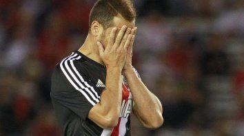 El uruguayo no jugará más.