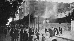 Se cumplen 100 años de la Semana Trágica, un capítulo negro de la Argentina