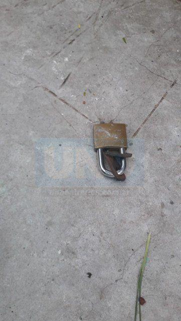 Se llevaron costosas herramientas de trabajo del club Ministerio