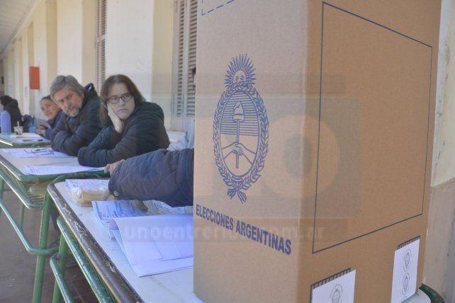 Mecanismos. La Justicia Electoral avaló los cambios