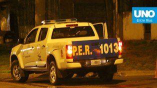 Robaron 100.000 pesos de un drugstore, huyeron y fueron detenidos en Nogoyá