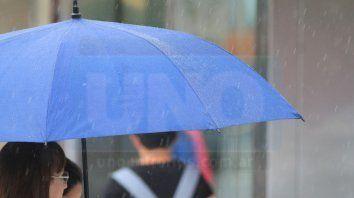 lluvias, lloviznas y tormentas para esta semana
