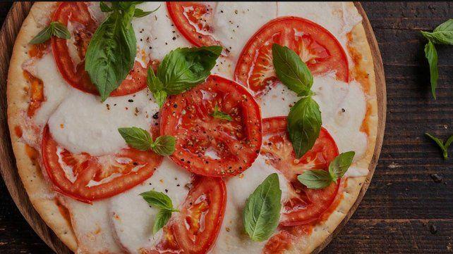 Revelan que la pizza es la comida más solicitada en Entre Ríos