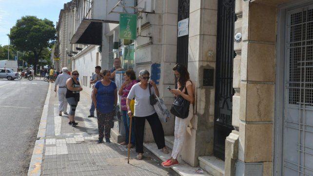 Se modificaron paradas de colectivos en el microcentro de Paraná