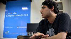 Christian habló con UNO en septiembre luego de participar en la Exposición de Videojuegos Argentina.