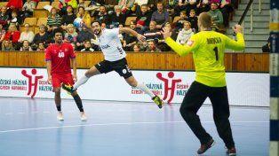 Los Gladiadores sumaron un empate en República Checa