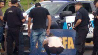 Varios demorados por vender drogas en el exhipódromo