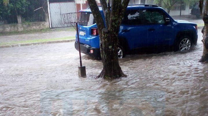 Santa Elena. Un pueblo bajo agua.