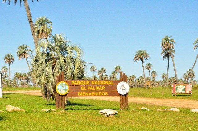 Atractivo regional. Entre 120.000 y 150.000 personas visitan el Parque
