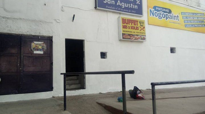 Recuperaron fiambrera de la cantina del club San Agustín