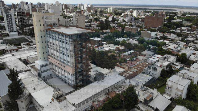Debido al quite de fondos de Nación en el San Roque no se operarán más cardiopatías congénitas