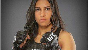 Quiso robarle a una mujer con un arma de cartón: era luchadora de UFC