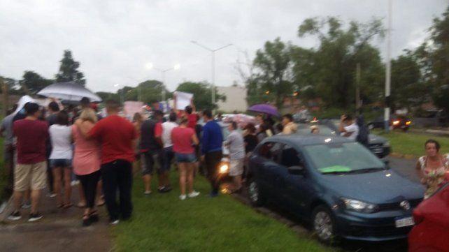 Los damnificados han realizado distintas medidas de protesta para visibilizar la situación.