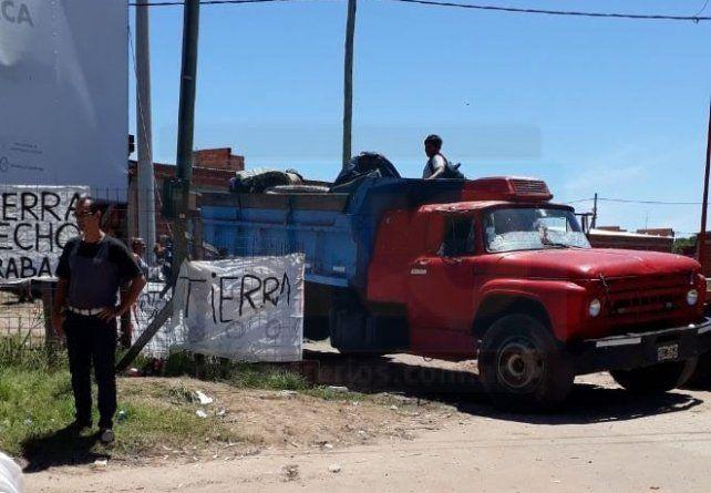 Hubo acuerdo y se levantó la toma de viviendas en Concepción