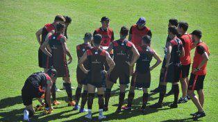 Patronato derrotó a Atlético Paraná en el primer amistoso del año