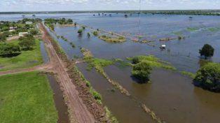 El clima dio tregua de unas horas en las zonas más castigadas del Litoral