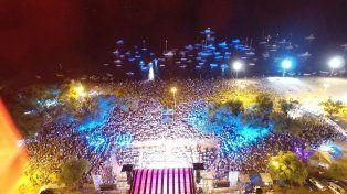 La Vela Puerca confirmada para el cierre de la Fiesta de la Playa, en Concepción del Uruguay