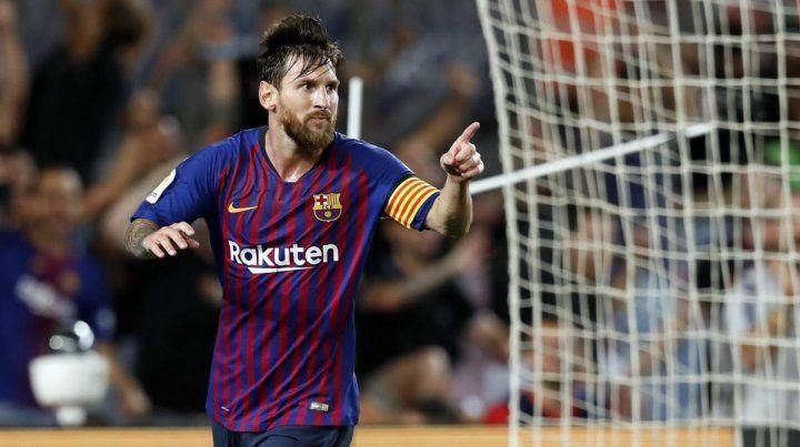 Leo sigue haciendo historia en el fútbol mundial.