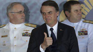Violencia. Los enfrentamientos en la región, como el de Bolsonaro y Maduro, anticipan tormentas.