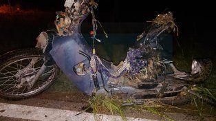 Ruta 12: Una motociclista perdió la vida tras ser embestida por un automóvil