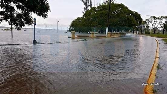 El río Uruguay llegó este lunes a los de 11,70 y crece el número de evacuados