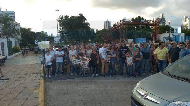 Fueron más de 150 autos de Paraná y Santa Fe