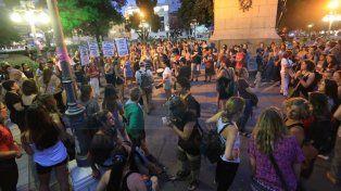 Paraná se movilizó para reclamar justicia por el femicidio de Agustina