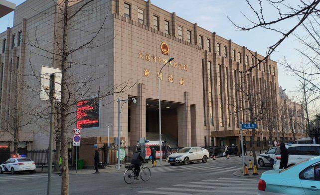 Duras. Las condenas que aplica el Tribunal (fachada del edificio) son siempre altas.