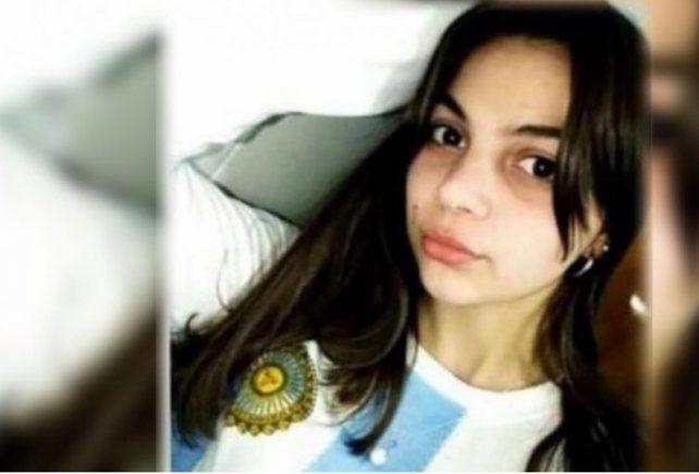 El sospechoso de matar a Agustina tenía antecedentes por violencia de género