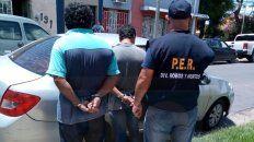 Presos. El padre y el hijo serán llevados a Corrientes en los próximos días.
