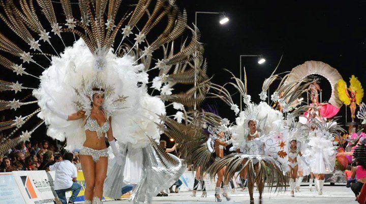 Desde el sábado 19 el Carnaval se vive en Hasenkamp