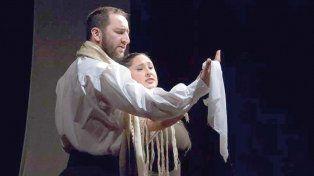 Espontaneidad. Es la impronta que buscan Diego y Yanina al presentarse sobre un escenario.