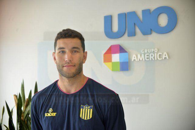 Refuerzo. Gonzalo Lapera es uno de los jugadores que sumó Paracao.