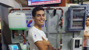 Oportunidad. Nicolás Galvarini compartió con UNO sus expectativas.