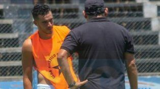 Walter Torres llevó sus goles a Goya