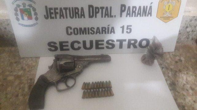 Descontrol en barrio Capibá: Gresca entre vecinos, disparos, policías heridos y secuestro de droga