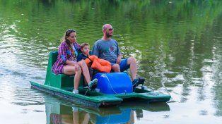Regreso de un clásico: Batibotes en el Parque Gazzano