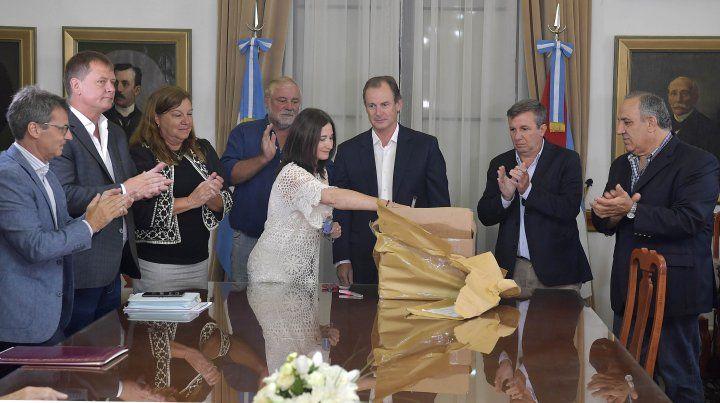 Bordet opinó sobre la polémica por las casas de inundados y el DNU de Macri